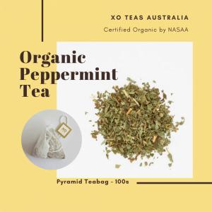 organic peppermint teabag malaysia