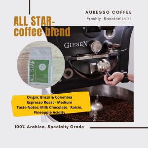 fresh roasted arabica coffee beans online seller in Malaysia