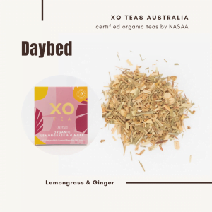 organic lemongrass ginger tea benefits