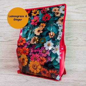 lemongrass ginger food service bag