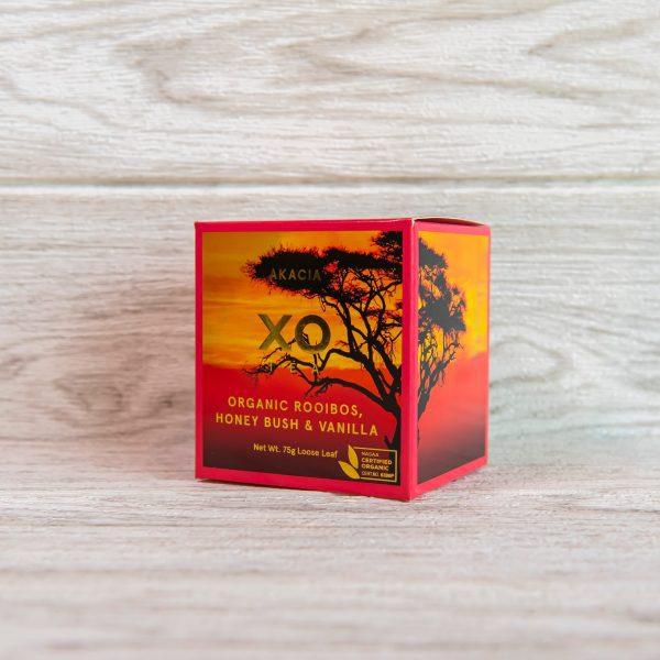 rooibos tea box