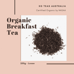 organic breakfast loose tea online Malaysia