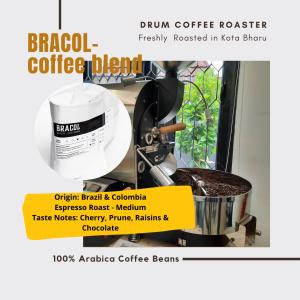 local wholesale coffee bean roaster malaysia