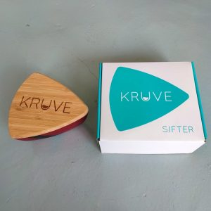 Kruve 2 Sifter red
